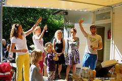 VET kindercabaret in Caprera (Picturesafari) Tags: de vet bloemendaal caprera openluchttheater voogd zusjes kindercabaret