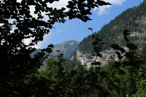 Oostenrijk,Tirol, Reintaler See