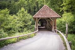 Suworowbrcke (qitsuk) Tags: bridge alps schweiz switzerland coveredbridge schwyz muotathal woodenbrigde muota suworowbrcke