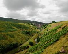 Grwyne Fawr Reservoir 013 (Richard Szwejkowski) Tags: mountains southwales reservoir blackmountains abergavenny oldrailwaytrack industrialrailway welshmountains blaenycwm abertillerywatercompany