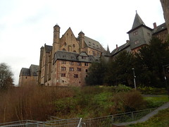 Marburg Castle, Hessen, Germany (Jaime JB) Tags: castle monument museum germany monumento hill alemania museo colina castillo physicalgeography patrimoniohistórico historicheritage humangeography geografíahumana geografiafisica