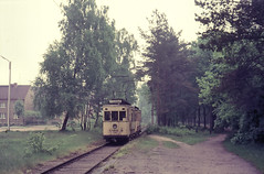 Once upon a time - Germany DDR - Strausberg (Berlin) (railasia) Tags: germany ddr ste sixties strausberg photographyby motorcartrailer