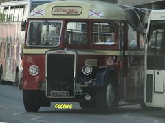 The Tiger's off (Coco the Jerzee Busman) Tags: bus bristol tiger ps1 cannon jersey swift char tours banc leyland stringer wadham lcb ecw lh6l
