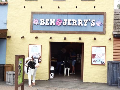 Ben & Jerry's in Denmark