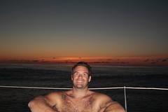 TRANSAT2014-DAY_10-07 (PedroEA.) Tags: ocean sunset sea mar atlantic sail vela passage crusing navegar navigation atlantico velejar