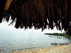 Playa Escondida (Click de Kika) Tags: lago guatemala playa caribe izabal