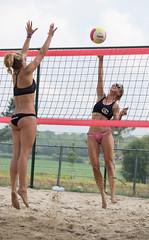 P7123132 (roel.ubels) Tags: sport arnhem beachvolleyball volleyball volleybal eerste 2014 beachvolleybal divisie nevobo valkenhuizen