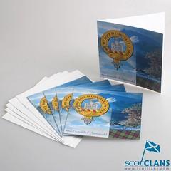 Clan Crest Cards