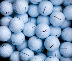Nike Balls (Ashey1209) Tags: sport golf open competition nike golfing hoylake golfballs theopen royalliverpool