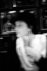 New York Blue Note Jazz Club B&W 1993 042 Lady (photographer695) Tags: new york blue bw club jazz 1993 note