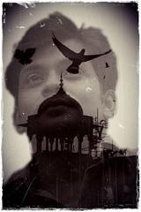 Double Exposure (Daude Helal Fahim) Tags: photography exposure doubleexposure delhi double conceptual bangladesh