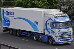 McMullen Volvo FH V500 MCM (truck_photos) Tags:
