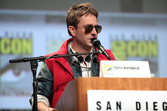Chris Hardwick (Gage Skidmore) Tags: california chris man reed paul michael san comic ant diego center corey lilly convention douglas con hardwick peyton evangeline rudd 2014 stoll antman