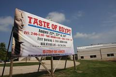 St. Mary and St. Antonious Coptic Orthodox Church - Oak Creek (Kayakman) Tags: church festival wisconsin christian milwaukee egyptian orthodox coptic mke egyption oakcreek orientalorthodox canon40d tasteegypt2014