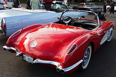1959 Chevrolet Corvette 'MI PEGI' 4 (Jack Snell - USA) Tags: ca old cruise wallpaper classic chevrolet wall mi vintage paper antique g vacaville historic fosters freeze nights oldtimer veteran corvette vette 1959 pegi jacksnell707 jacksnell cgevty