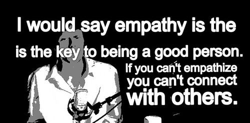 "Quotation: ""Empathy is the key"" by Ken Whytock, on Flickr"