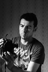 yo mismo (Javier C B) Tags: autoretrato nikond90