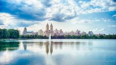 Central Park, NYC {explored} (jev) Tags: leica nyc newyork 35mm centralpark manhattan rangefinder westside jacquelinekennedyonassisreservoir leicam9 cosinavoigtlandernoktonclassic35mmf14sc wwwartqcom