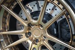 Shine like the Sun (Stephen Hennessey) Tags: california ca cars car wheel canon 50mm gold golden sony wheels f10 m bmw 50 rim m5 a7 adv bimmer carshows canonfd canon50 adv1 fd50 carsandcoffee sonya7 carsandcoffeeirvine