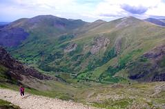 D11214.  View from Snowdon Mountain Railway. (Ron Fisher) Tags: wales pentax cymru snowdon snowdonia gwynedd northwales pentaxkx gogleddcymru