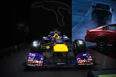 Red Bull Racing (Choo_Choo_train) Tags: show red car sport mas russia moscow bull racing motor formula1 infiniti 2014