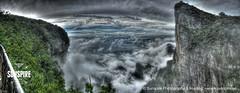 Yu Hu Peak, Tianmen Mountain (k.jensen) Tags: china travel sky cloud mountain clouds landscape avatar scenic hdr hunan zhangjiajie tianmen photomatix