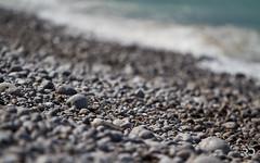 Pebbles (Raph/D) Tags: sea mer france beach water colors field stone canon de eos aperture dof bokeh wave playa pebble shore 7d l series normandie 28 vague seashore normandy plage pays depth catchy channel manche champ caillou galets lseries profondeur fecamp caux f28l ef70200mmf28lusm canoneos7d