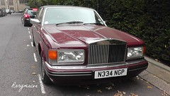 1995 Rolls Royce Silver Spur (Rorymacve Part II) Tags: auto road bus heritage cars sports car truck automobile estate transport historic motor saloon compact roadster motorvehicle