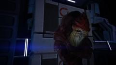 """Mass Effect"" (scolemanart) Tags: 2 3 game one 1 pc tali xbox 360 steam mass effect playstation normandy shepard ps3 bioware ps4 wrex garrus"