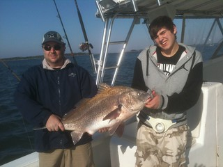 Drum Fishing - Amelia Island