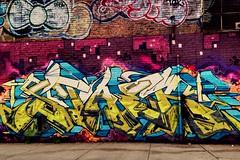 The Bronx, NY (cisc1970) Tags: nyc art wall grafitti bronx thebronx