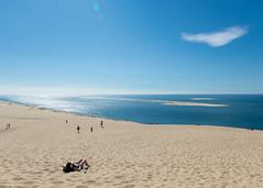Dune du Pilat (Clare Havill) Tags: red nikon d610 nikonafsnikkor2470mmf28gedlens france south southoffrance nikond610 explore clarehavill