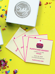 Little Red Velvet Business Cards | Oubly.com
