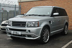 Range Rover Sport 2.7 TDV6 Overfinch SuperSport (CA Photography2012) Tags: ca car sport photography 4x4 automotive rover off company exotic modified suv 27 tuning range overfinch spotting sav doncaster supersport roader tdv6