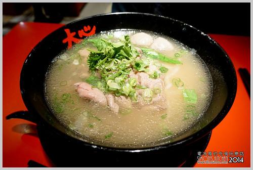 瓦成大心新泰式麵食阪急店11