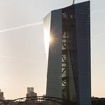 Frankfurt - European Central Bank kissed by sun thumbnail