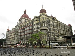 The Taj Mahal Palace Hotel_Indo-Saracenic Revival architecture/Mumbai,India (anGaru007) Tags: taj hotels mumbai india