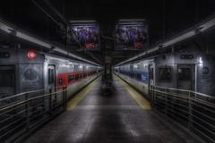 The track (karinavera) Tags: travel sonya7r2 newyork grandcentralterminal transportation longexposure train track trainstation