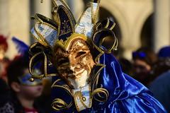 Carnevale di Venezia, Italy February 2017 402 (tango-) Tags: venezia venice venedig italien italie italia italy carnevalvonvenedig masken mask maschere carnevaledivenezia venicecarnival costume persone