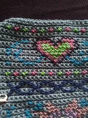 IMG_20170306_153916 (Kaleidoscoop) Tags: hygge haken borduren crochet crossstitch