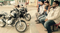 3 Hasan get together