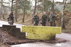 Rolandmarsch 2009 (Landesgruppe Brandenburg) Tags: reservistenverband landesgruppe brandenburg rolandmarsch truppenübungsplatz lehnin trübpl wettkampf bundeswehr