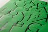 Green (Ivan Jerônimo) Tags: pen freestyle expressive brazilian calligraphy sumi ruling caligrafia nanquim 書道 墨 expressiva ブラジル カリグラフィー 西洋 tiralinhas カラス口
