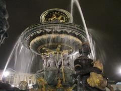Fontaine des Fleuves. Place de la Concorde (Paris) (yolanda_t_g) Tags: city cidade paris france water gua agua eau ciudad acqua francia ville pars citt parigi auga