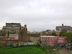 Yawn Toof Fog (drichter) Tags: streetart brooklyn graffiti yawn tags keely tagging smells 2014 phonoh sweettoof