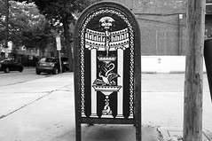 Joe Boruchow (damonabnormal) Tags: street city urban streetart pasteup pastedpaper art june paper paperart fuji urbanart pa philly phl philadephia urbanphotography 2014 urbanite x100 artinpublic the215 joeboruchow