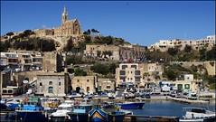 Mgarr Harbour, Gozo, Malta (tor-falke) Tags: port harbor harbour sony malta hafen gozo mittelmeer sonyalpha mgarrharbour alpha200 torfalke flickrtorfalke alpha200230