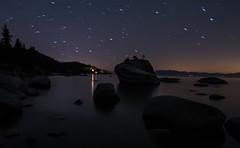 bonsai rock star trails (jamesfultonphotography) Tags: california longexposure lake northerncalifornia tahoe laketahoe startrails lonexposure
