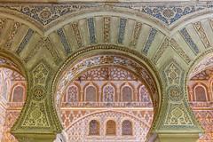 Moorish architecture (Thomas Frejek) Tags: spain andalusien spanien 2014 realalczardesevilla royalalczarofseville alczarvonsevilla