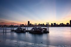 (ShawnRagg ) Tags: sunset landscape twilight taiwan wharf taipei  dadaocheng    tamsuiriver efs1022mmf3545usm eos450d  efs1022mmusm